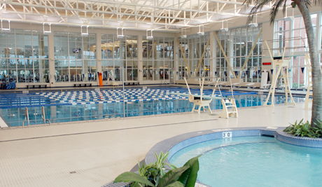 Ratings For Aquatics Center Indoor Pool At Georgia Southern University Ratemycampus